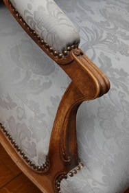 Boiseries chaise